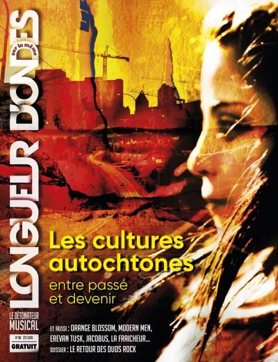 Couverture de Les cultures autochtones
