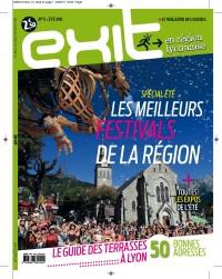 Les meilleurs festivals de la région