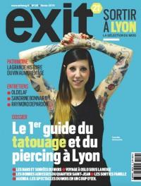 Le 1er guide du tatouage et du piercing à Lyon