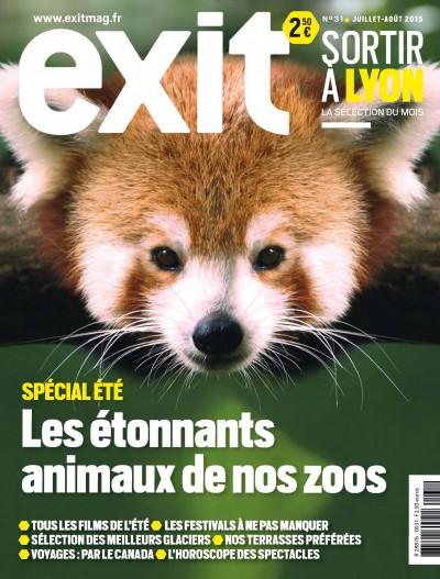 Les étonnants animaux de nos zoos