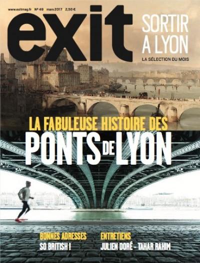 La fabuleuse histoire des ponts de Lyon