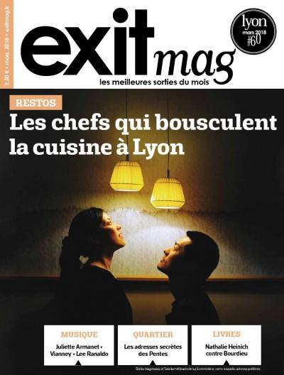 Les chefs qui bousculent la cuisine à Lyon | François Mailhes