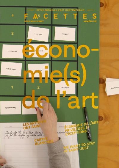 Economie(s) de l'art