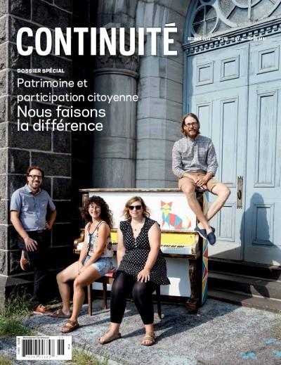 Patrimoine et participation citoyenne