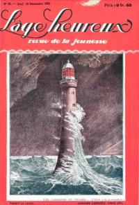 Couverture de Les gardiens de phare