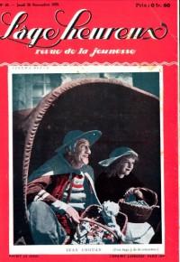 Couverture de Jean Chouan