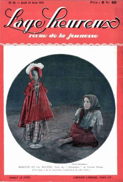 Cosette et la poupée