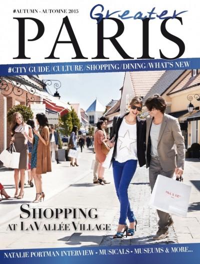 Shopping at la Vallée Village