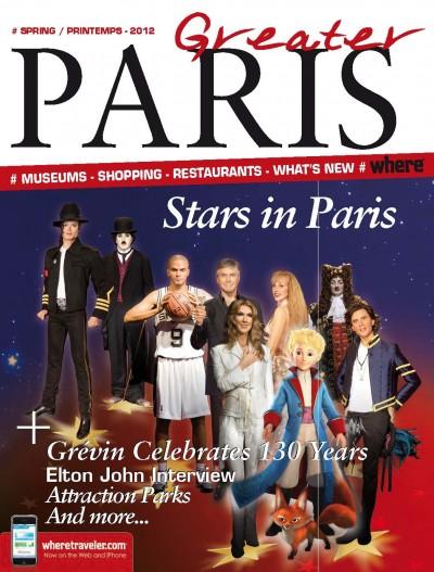 starts in Paris