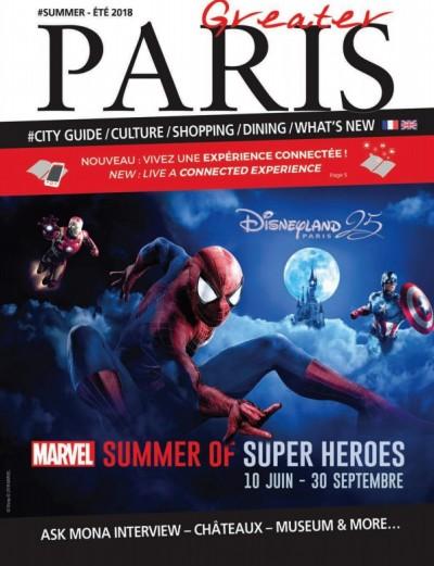 Summer of super heroes