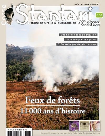 Couverture de Feux de forêts