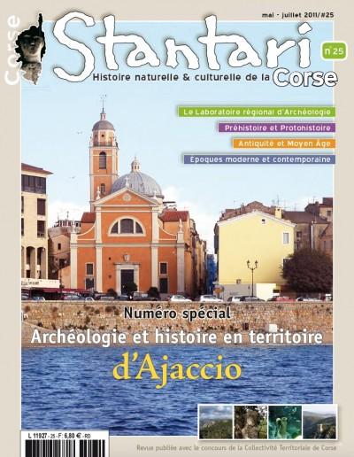 Archéologie et histoire en territoire d'Ajaccio