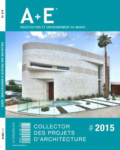 Collector des projets d'architectes