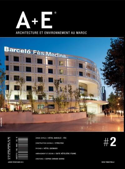 Hôtel Barcelo - Fès | Azzedine Lazrak