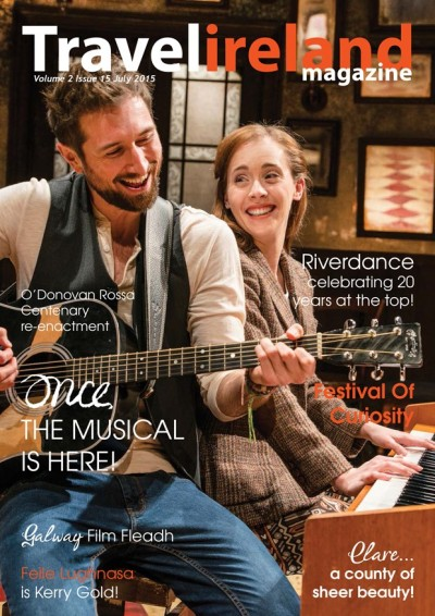 Once, the musical is here !