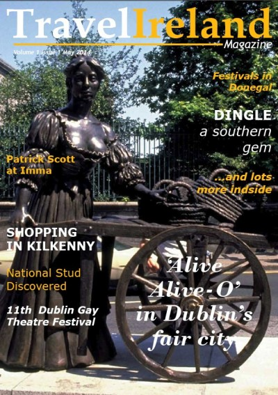 Alive Alive-O' in Dublin's fair city