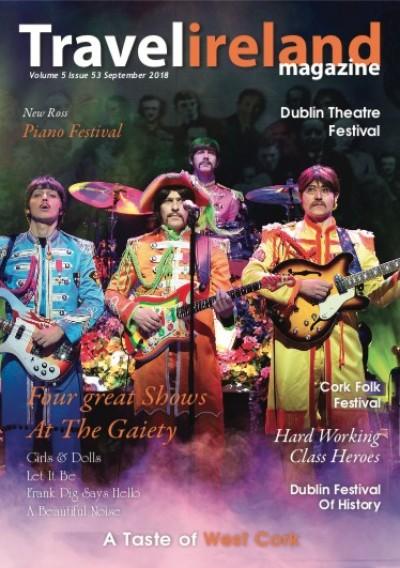 Couverture de Dublin Theatre Festival
