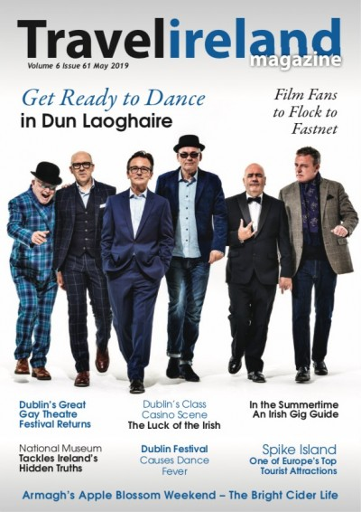 Couverture de Get ready to dance in Dun Laoghaire