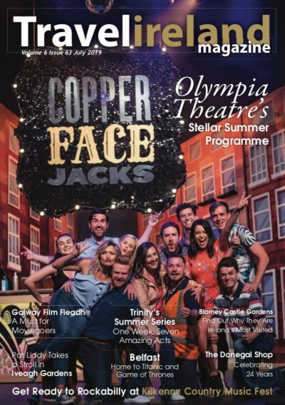 Couverture de Olympia Theatre's Stellar Summer Programme