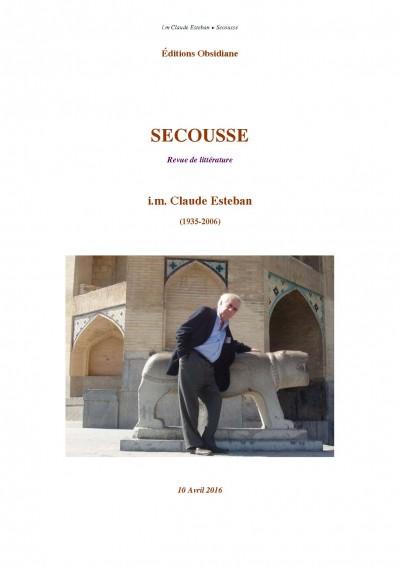 Hors-Série - i.m. Claude Esteban