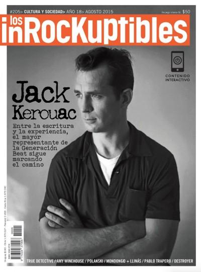 Jaquette Jack Kerouac
