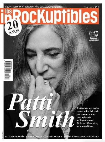 Jaquette Patti Smith