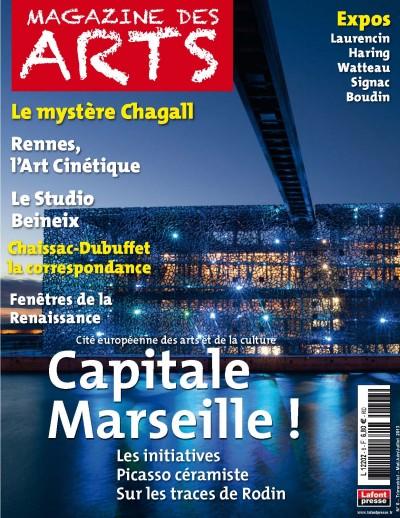 Capitale Marseille !