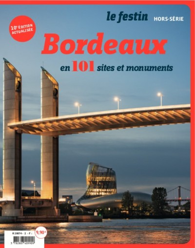 Bordeaux en 101 sites et monuments