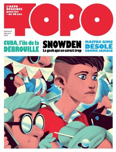 Couverture de Snowden