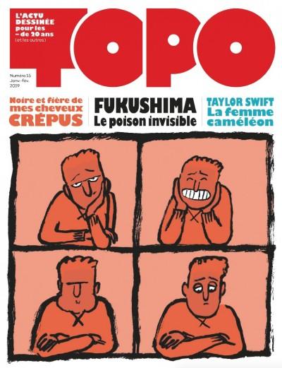 Couverture de Fukushima