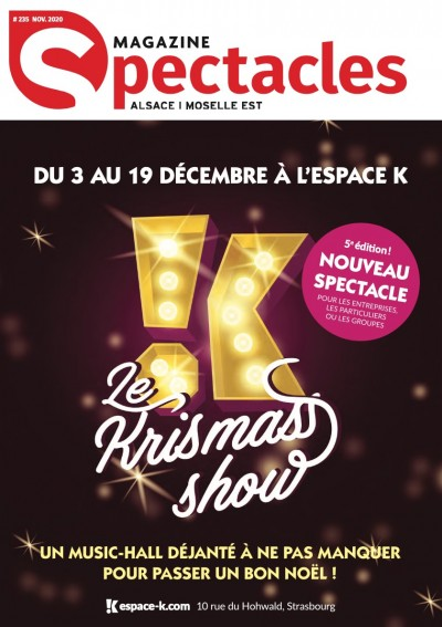 Le Krismass show