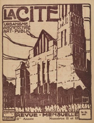 Les concours publics d'architecture