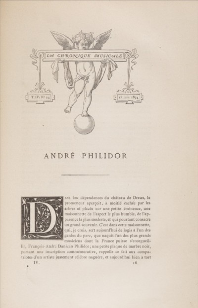 André Philidor