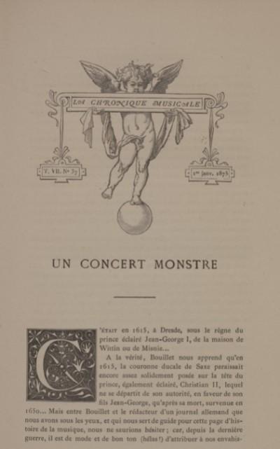 Un concert monstre