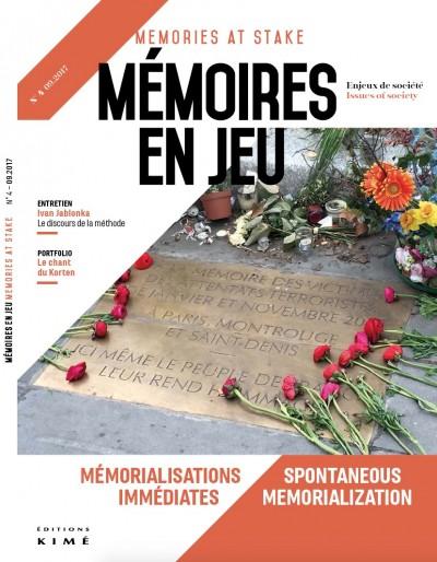 Mémorialisations immédiates
