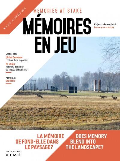 La mémoire se fond-elle dans le paysage ?