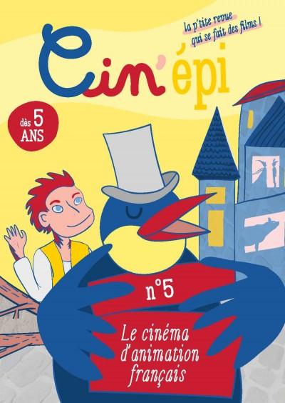 Le cinéma d'animation français