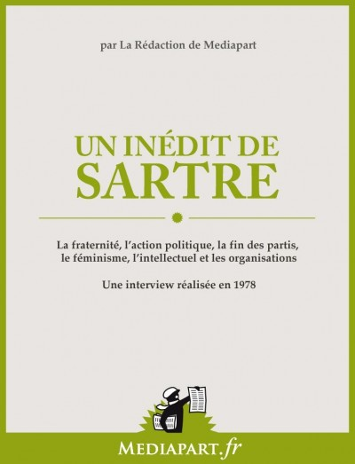 Un inédit de Sartre