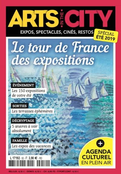Le tour de France des expositions