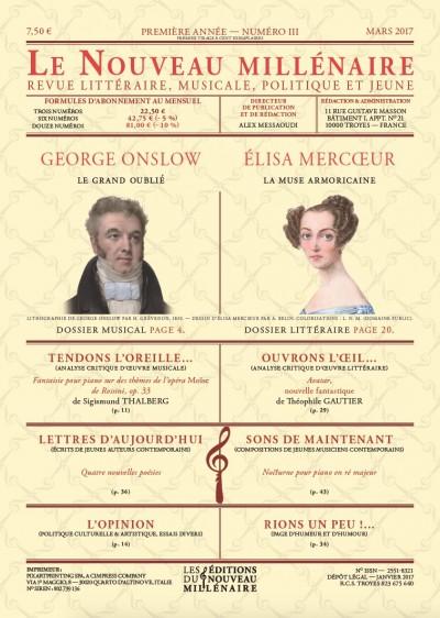 George Onslow, Elisa Mercœur