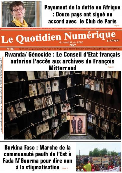 Rwanda/ Génocide