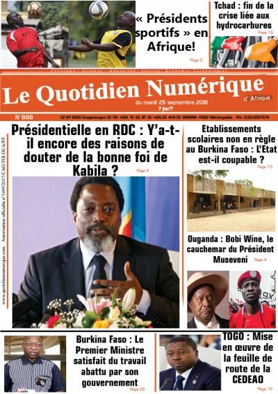 Etablissements scolaires non en règle au Burkina Faso | Sié Alfred Kam