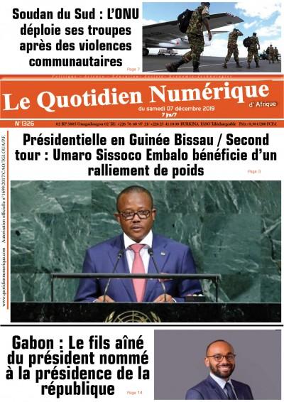 Présidentielle en Guinée Bissau / Second tour
