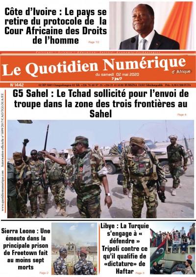G5 Sahel : Le Tchad sollicité