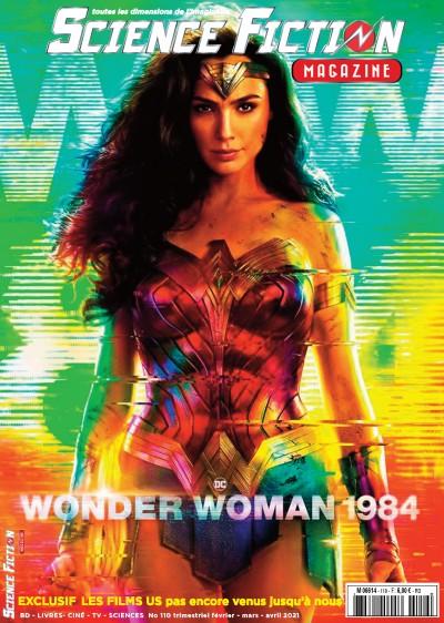 Jaquette Wonder Woman 1984