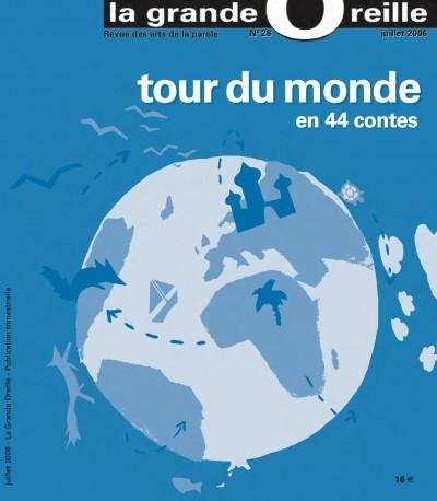 Tour du monde en 44 contes
