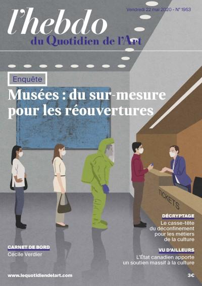 Musées : du sur-mesure pour les réouvertures