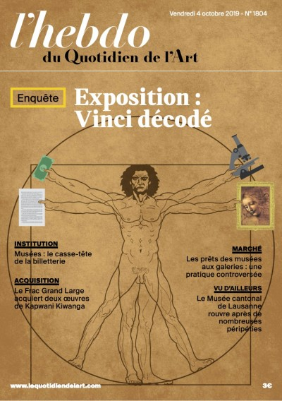 Exposition : Vinci décodé
