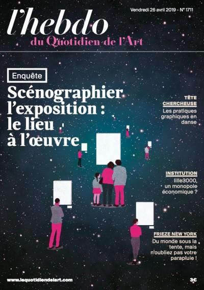 Scénographier l'exposition : le lieu à l'œuvre