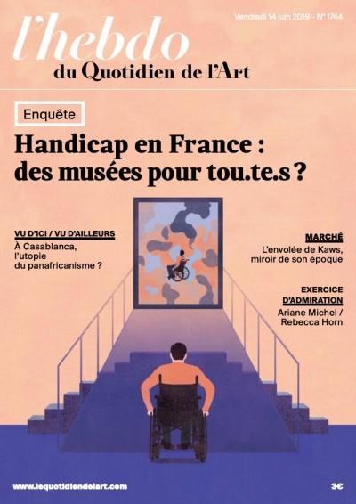 Handicap en France : des musées pour tou.te.s ?